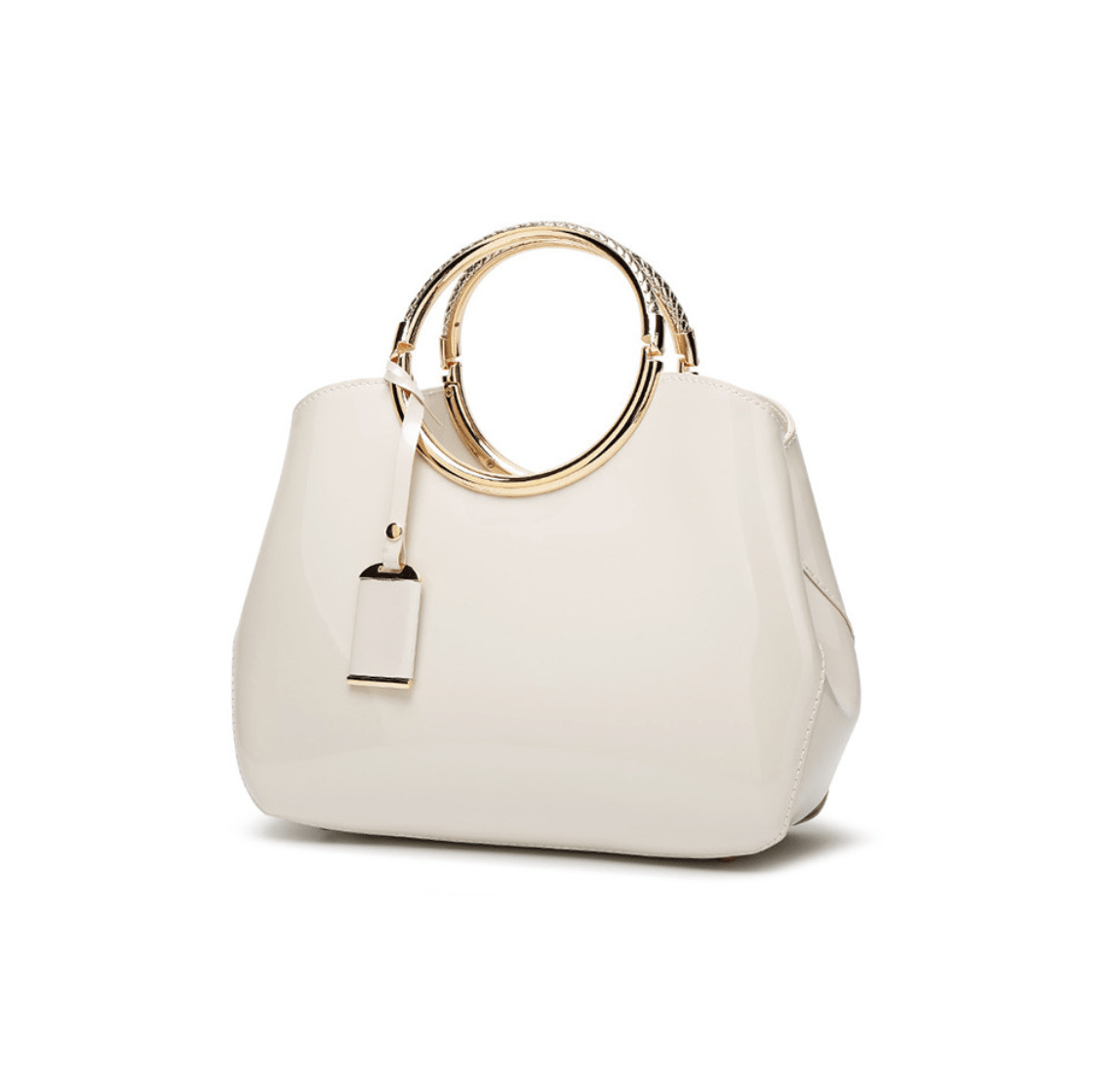 White Colour Bag