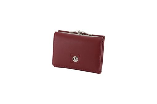 red short wallet
