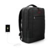 slim laptop backpack with usb