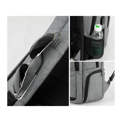 laptop backpack pockets