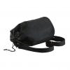 black bottle bag