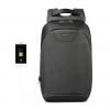 laptop backpack front view