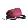 red bottle bag