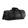 black color casual gym bag