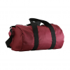 maroon color casual gym bag