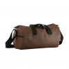 brown color small travel bag