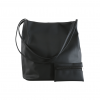 black color ladies bucket bag